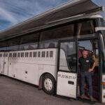 partybus klar til fest og udfluger på fyn